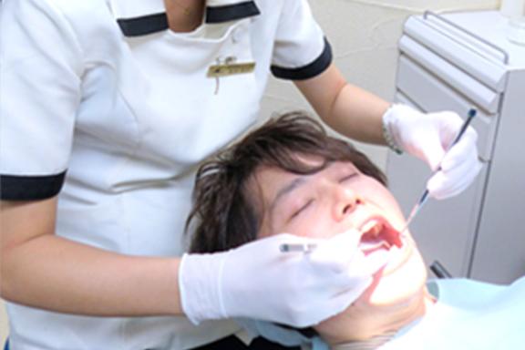 口腔内診査